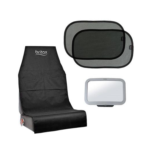 Britax tillbehörspaket bil (spegel, spark- & solskydd)