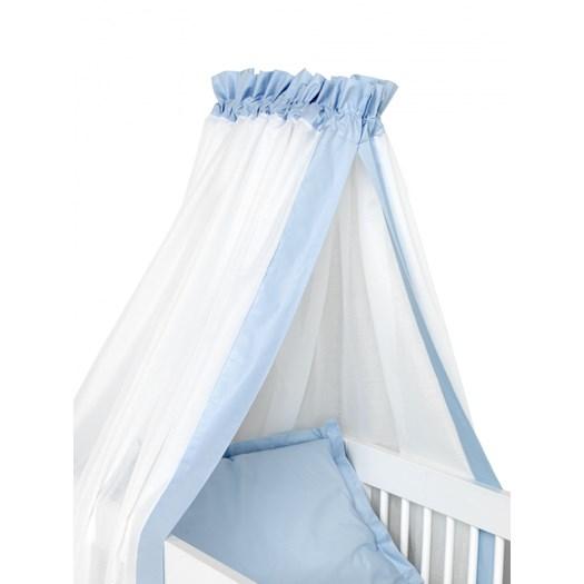 NG Baby sänghimmel, blå