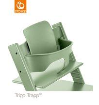 Stokke Tripp Trapp matstol + babysetbygel