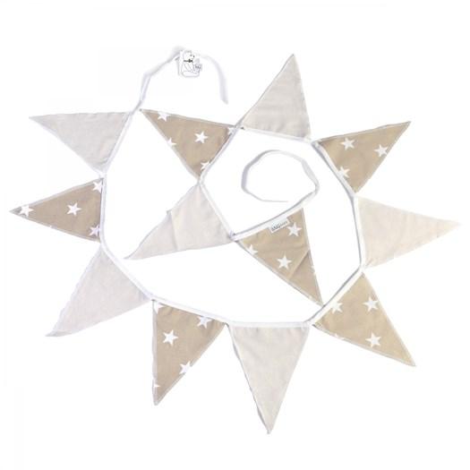 NG Baby vimpel big star sand