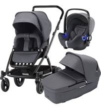 Britax Go Next 2 duovagn + i-Size babyskydd
