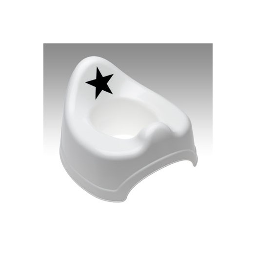Kaxholmen potta vit stjärna